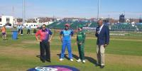 Pakistan Win Toss Choose To Bat First