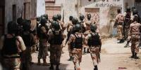 Rangers Arrested Five Suspects In Karachi On Dacoits And Protection Money Charges