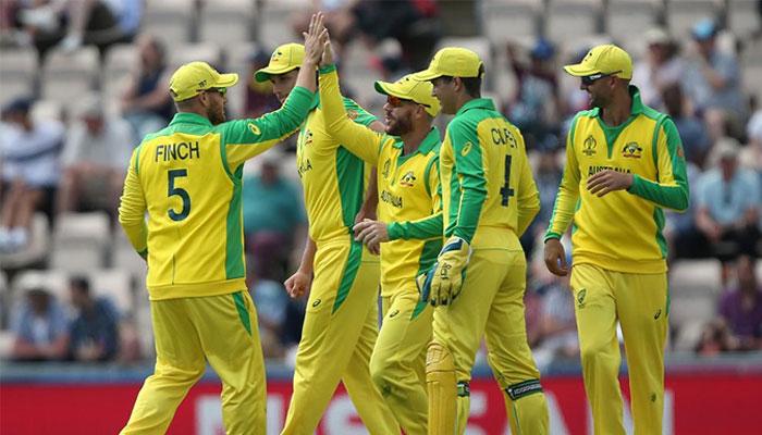 وارم اپ میچ :انگلینڈ کو آسٹریلیا کے ہاتھوں 12 رنز سے شکست