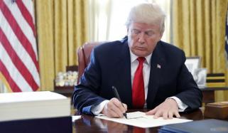 Trump Decides To Sale Arm To Saudi Arab