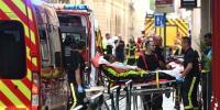 Blast In France Injured 13 People