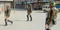 Zakir Mosa Martyred Strike Observed In Indian Occupied Kashmir