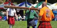 Highland Games And Festival