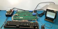 Rare Apple I Computer Headed For Auction