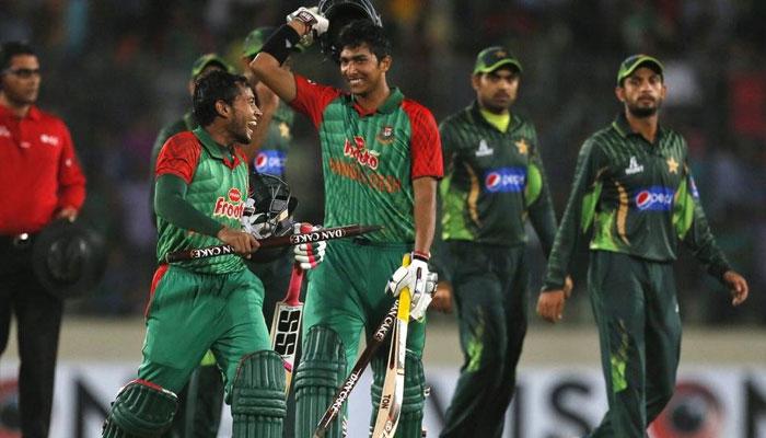 پاکستان کا بنگلہ دیش کیخلاف وارم اپ میچ آج ہوگا