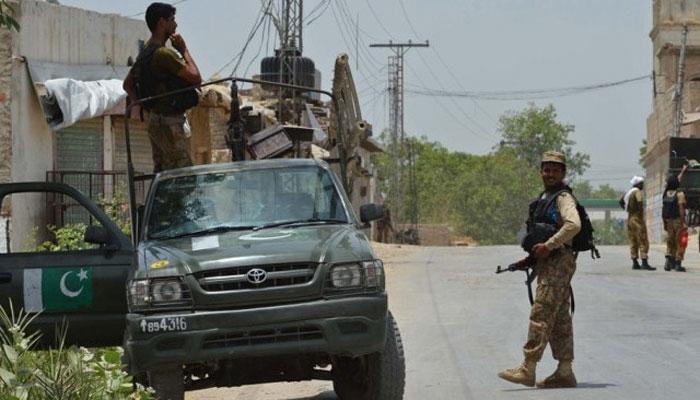میران شاہ میں سیکیورٹی اہلکاروں اور پی ٹی ایم میں جھڑپ