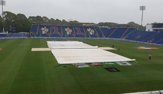 Pakistan Bangladesh Warmup Washed Out Due To Rain