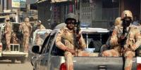 Rangers Operation 7 Suspects Arrested Including Target Killers