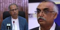 Shabbar Zaidi Briefing To Hafeez Shaikh On Budget Suggestions