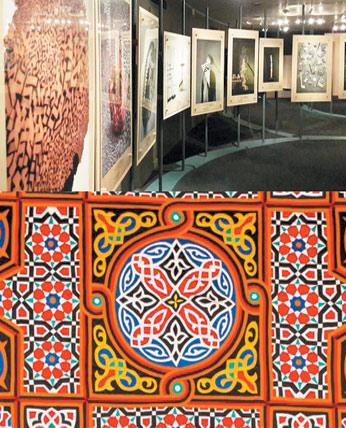 قدیم اسلامی آرٹ نمائش