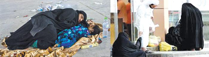 رمضان المبارک میں گداگری ایک اہم مسئلہ