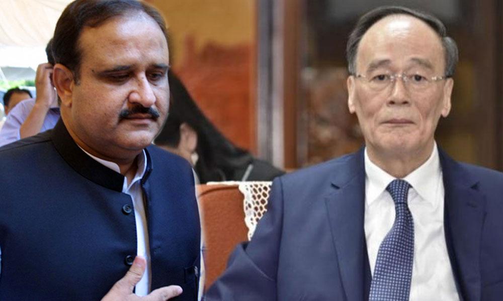''چینی نائب صدر کو دل کی گہرائیوں سے 'نی ہاؤ' کہتے ہیں''