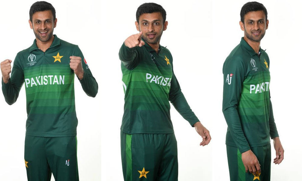 ورلڈ کپ2019، پاکستانی کھلاڑیوں کا فوٹو شوٹ