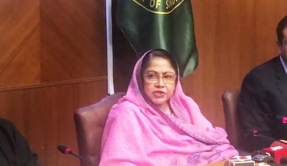 Alcohol And Gutka Sales Continue In Ramadan Says Faryal Talpur