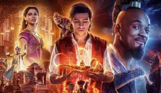 Aladdin Pops Up With Stronger Box Office