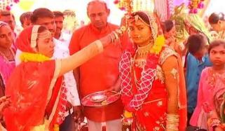 In These Villages Bride Marries Grooms Sister To Protect Him