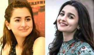 Dimple Girl Alia Bhatt In Bollywood And Hania Aamir In Pakistan