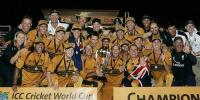 Australia Successfully Defends World Cup Title In 2007