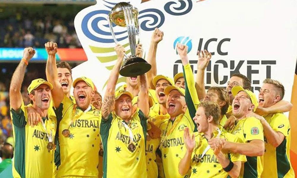 گیارہواں عالمی کپ، جب آسٹریلیا پانچویں مرتبہ چیمپئن بنا