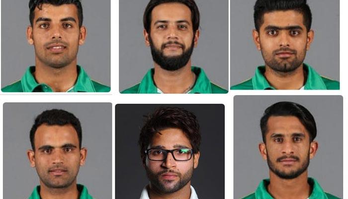 دس شاہینوں سمیت پہلی مرتبہ ورلڈ کپ کھیلنے والے کھلاڑی