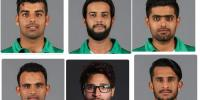 Cricketers Who Participating First Time In World Cup