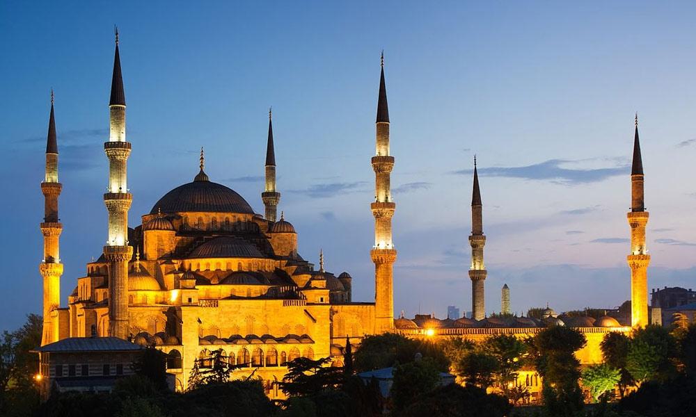 دنیا کی خوبصورت اور قدیم ترین مساجد