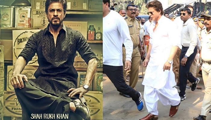 شاہ رخ خان کا بیٹا بھی پشاوری چپل کا دیوانہ