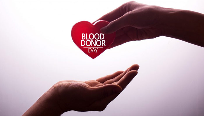 محفوظ خون سب کے لیے: عطیہ کریں، صحت بانٹیں