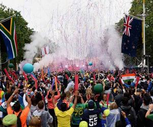 ورلڈ کپ کی افتتاحی تقریب