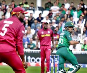ویسٹ انڈیز نے پہلے میچ میں پاکستان کو دھول چٹادی