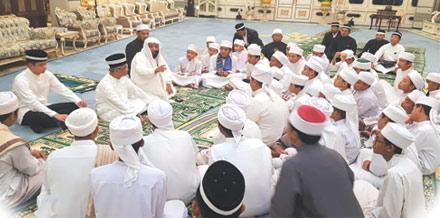 شیخ قاری محمد سعد نعمانی کا دورہ ملائشیا