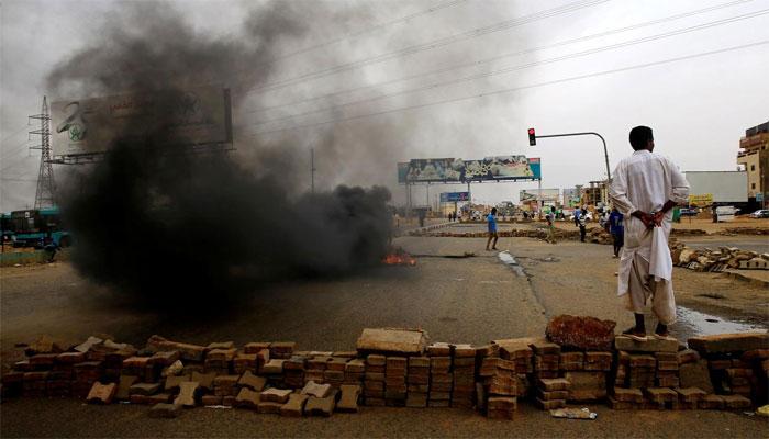 سوڈان کریک ڈاؤن، ہلاکتیں 108 ہو گئیں