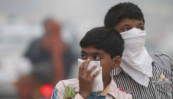 air pollution health cri child - HD2048×1152