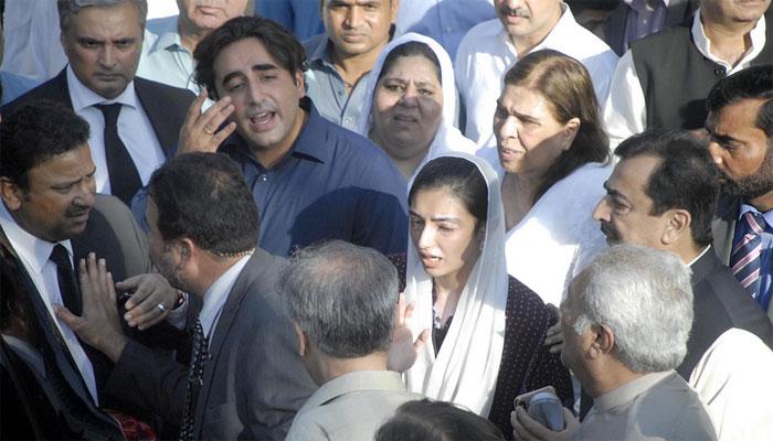 آصف زرداری 29برس قبل پہلی گرفتاری سے رواں گرفتاری تک