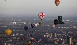 The Lord Mayors Hot Air Balloon Regatta 2019