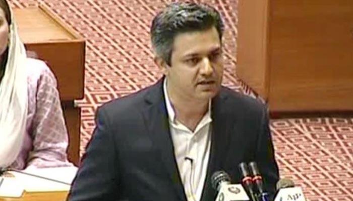 لائیو: وزیر مملکت حماد اظہر کی بجٹ تقریر