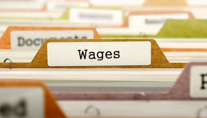 گریڈسولہ تک ملازمین کی تنخواہوں میں دس فیصد اضافہ