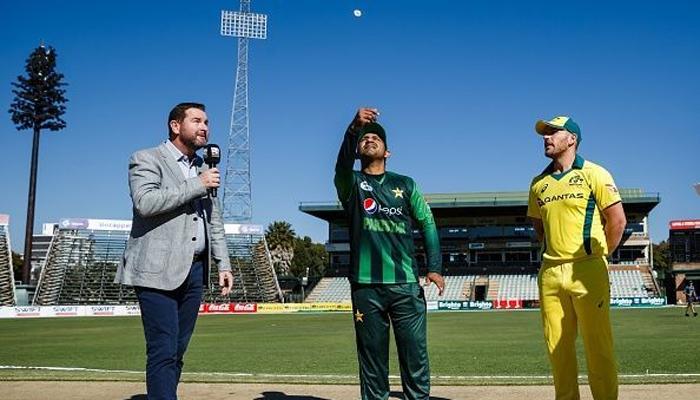 پاکستان کا آسٹریلیا کیخلاف بولنگ کا فیصلہ