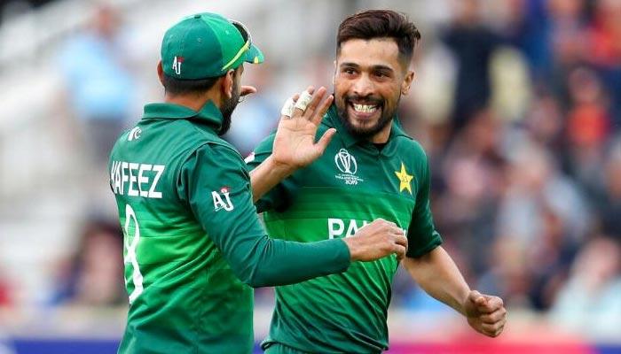 محمد عامر کی ون ڈے میں پہلی بار 5 وکٹیں