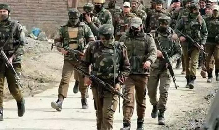 مقبوضہ کشمیر : بھارتی فورسز پر حملہ 5 ہلاک