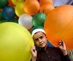 عید الفطرکے رنگ
