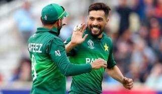 Mohammad Amirs First 5 Wicket Haul In Odi