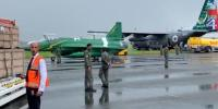 Jf 17 Thunder Arrive In Paris For Air Show