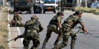 Five Indian Soldiers Killed In Occupied Kashmir