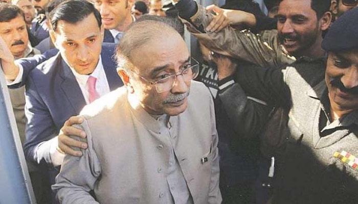 آصف زرداری کی گرفتاری سندھ حکومت پر کیا اثر پڑے گا؟