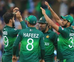 مسلسل گیارہ ون ڈے ہارنے کے بعد پاکستان کی پہلی فتح