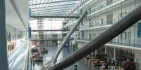 The Giant Three Storey Indoor Slides In Tum Munich