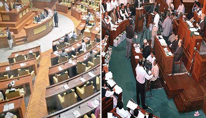 سندھ اور پنجاب کا بجٹ آج پیش کیا جائے گا