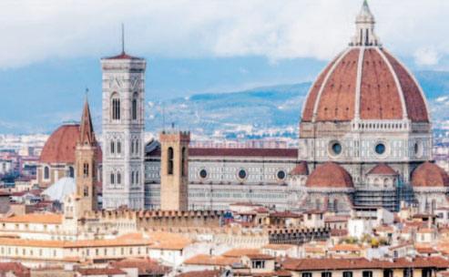 اٹلی کی تاریخی و رومانوی عمارات
