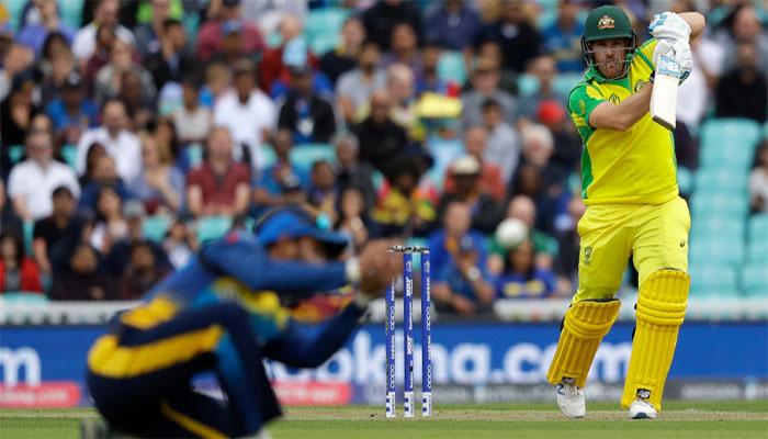 آسٹریلیا کا سری لنکا 335 رنز کا ہدف